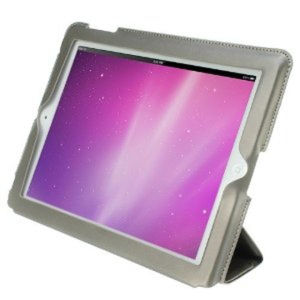 HornetTek L'etoile New iPad Carrying Case - Grey