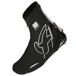 Sportful Ws Bootie Reflex Cycling Shoe Covers - Black