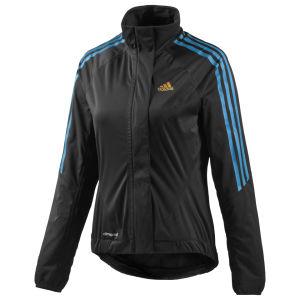 Adidas Tour Rain Jacket - Solar Blue/Reflective Silver