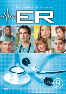 E.R. - The Complete 9th Season