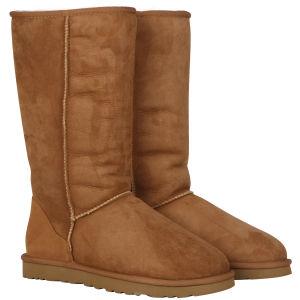 UGG Australia Women's Classic Tall Boots - Chestnut