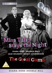 Diana Dors Double Bill: Miss Tulip Stays Night / Great Game