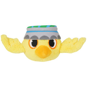 Angry Birds Rio 5 Inch Plush With Sound - Yellow