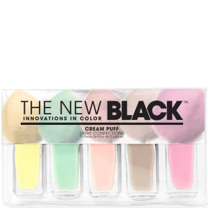 The New Black Specials - Cream Puff Nail Lacquer