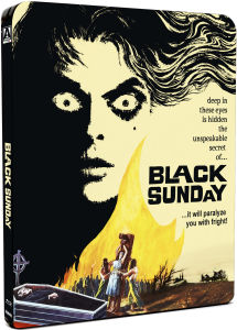 Black Sunday - Steelbook Exclusivo de Zavvi (Edición Limitada)