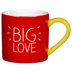 Happy Jackson Big Love Mug