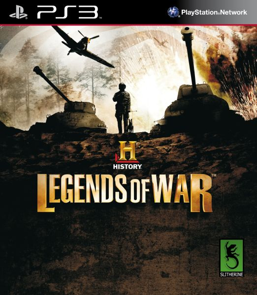 History Games For Ps3 : History legends of war ps zavvi