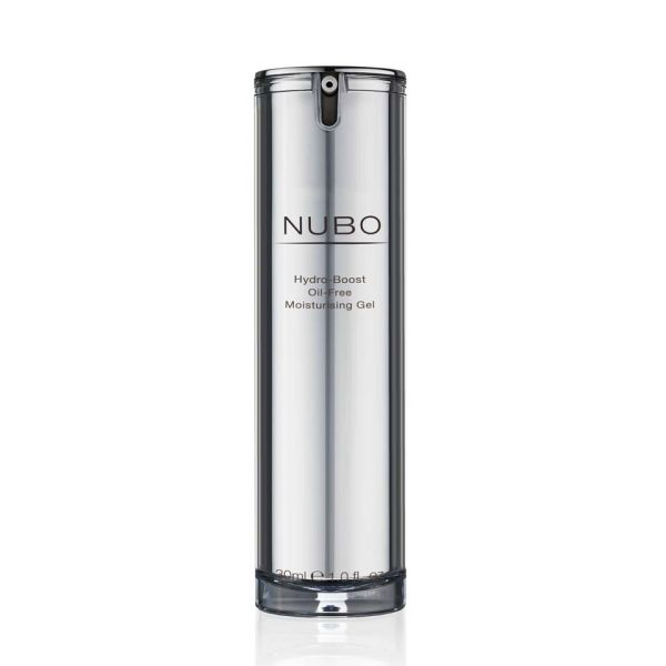 Nubo Hydro Boost Oil Free Moisturising Gel ölfreie Feuchtigkeitspflege (30ml)