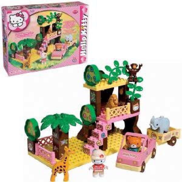 Hello Kitty Safari Tour 42pc Toys