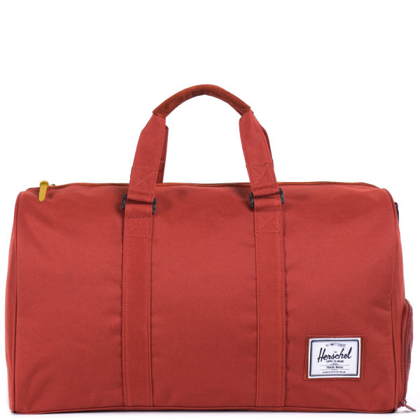 Herschel Supply Co. Novel Knitted Duffle Bag - Rust
