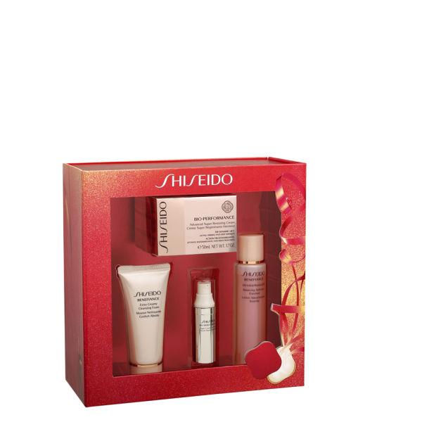 shiseido christmas set