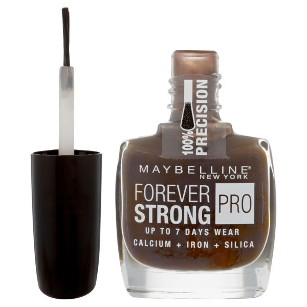 Maybelline new york forever strong pro 786 taupe couture for 24 hour nail salon new york