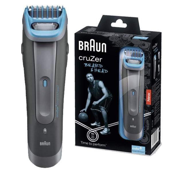 Braun Cruzer 6 Beard and Head