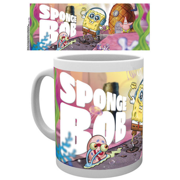 Spongebob Square Pants Good Mug