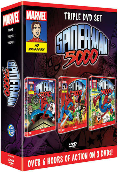 spiderman 5000