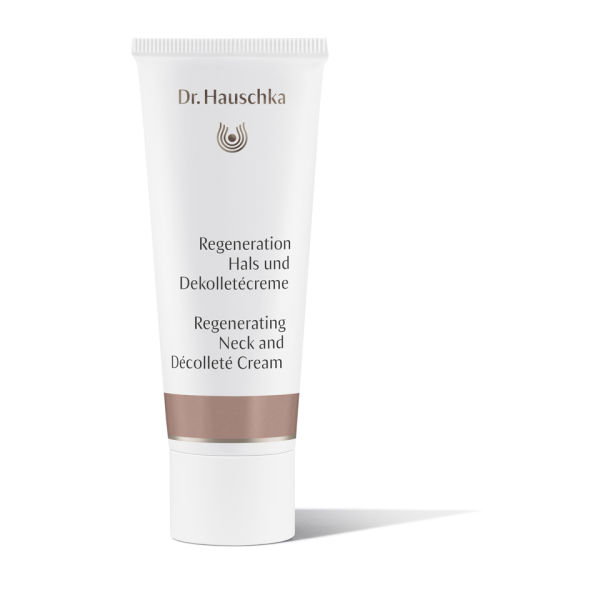 Dr. Hauschka Regenerating Neck and Decolleté Cream 40ml