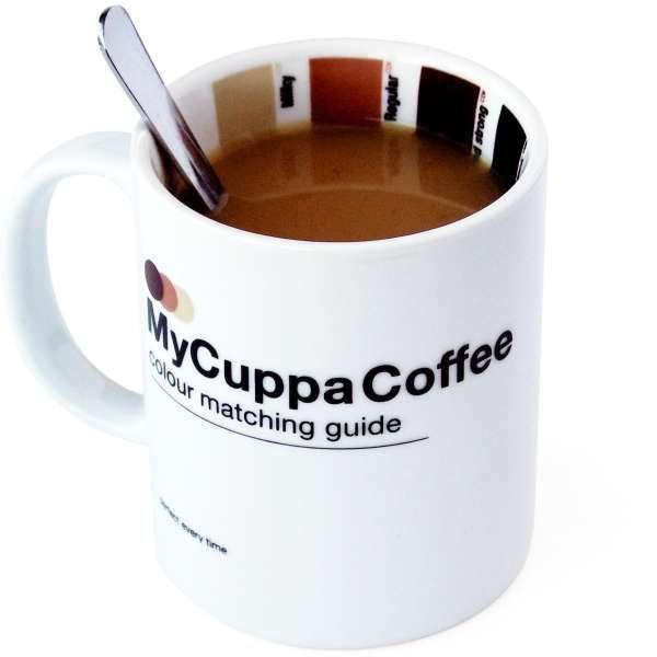 My Cuppa Coffee Mug