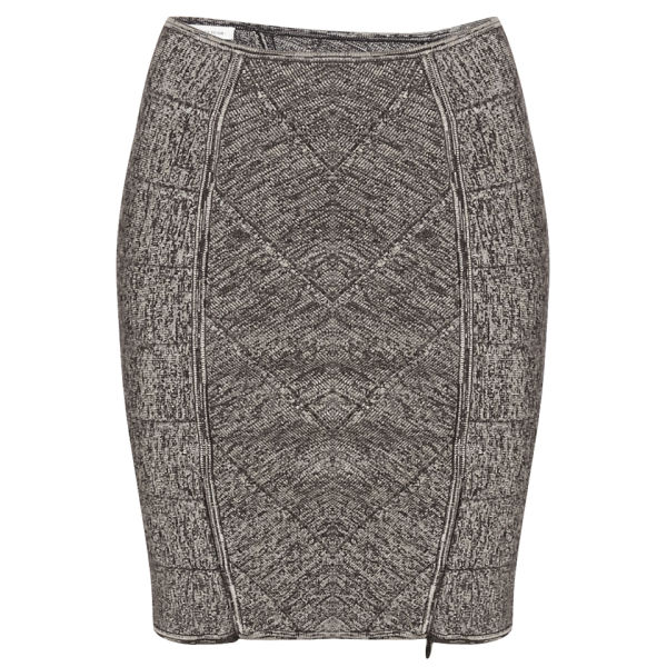 Surface to Air Cosmo Skirt V2 - Grey Melange