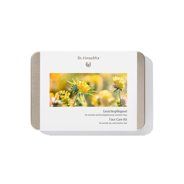 Dr. Hauschka Daily Face Care Kit (Worth £23)