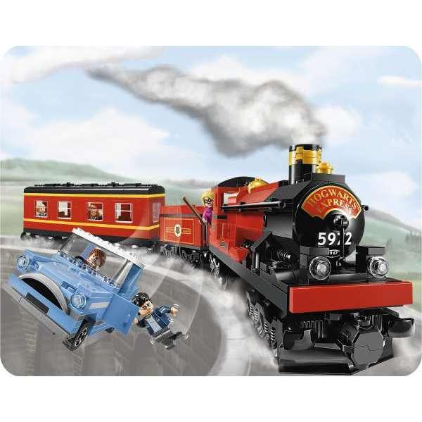 Lego Harry Potter Hogwarts Express 4841 Toys Thehut Com