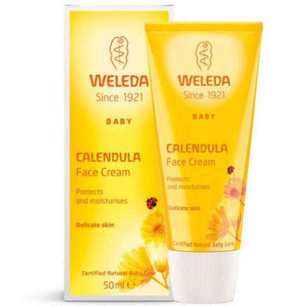 Crème visage Weleda Calendula (50ml)