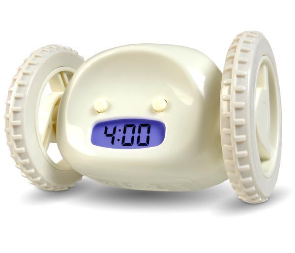 clocky the run away alarm clock Clocky 1 advanced marketing – case studyclocky : the runaway alarm clock a presentation 2 clockyvalue proposition.