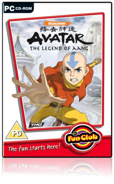 Avatar the legend of aang pc thehut com