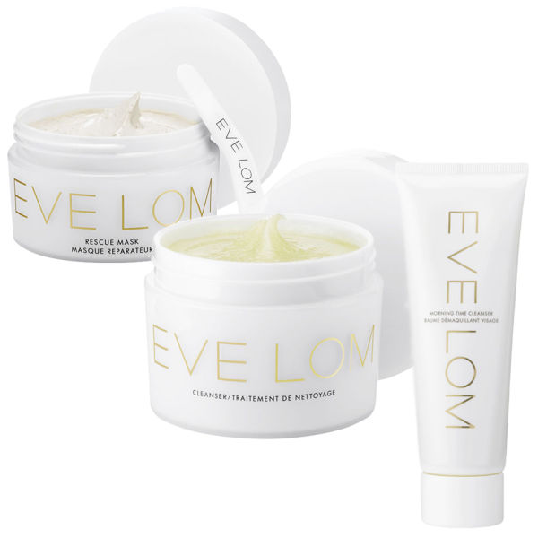 Eve Lom Clear Complexion Trio