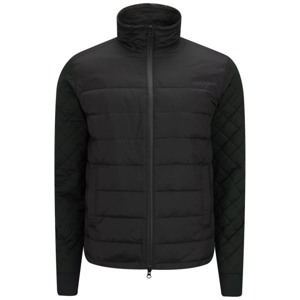 Canada Goose victoria parka replica store - Branta by Canada Goose Men's Elliston Jacket - Black - Free UK ...