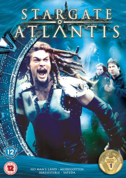 Stargate Atlantis Staffel 3