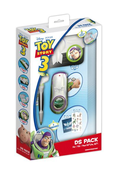 Toy Game On Ds : Toy story ds lite dsi in accessory pack games