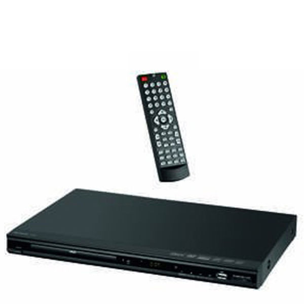 Teknique divx dvd player cd mp3 mp4 vcd electronics for Div player