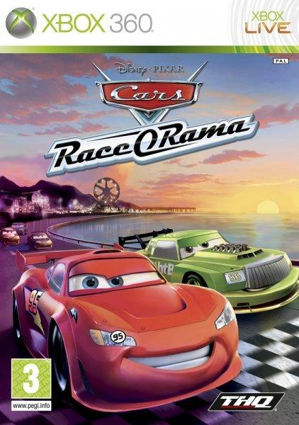 Cars Race O Rama Platforms
