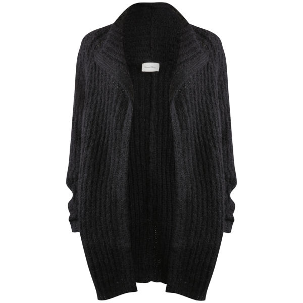 American Vintage Women's South Bend Cardigan - Black