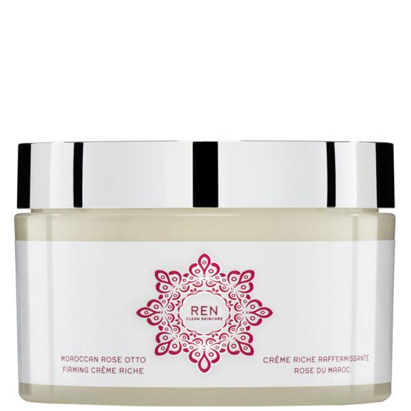 Crema reafirmante REN Moroccan Rose Otto (200ml)