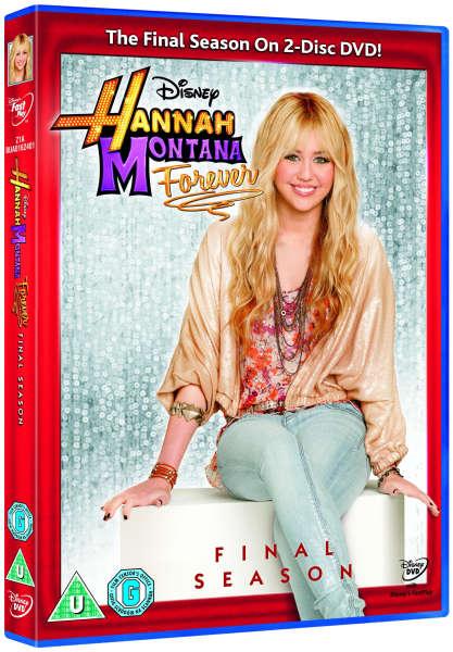 Hannah Montana - Complete Season 4 DVD | Zavvi.com