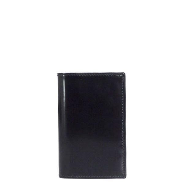 Comme des Garcons Wallet Men's SA6400FL Wallet - Black