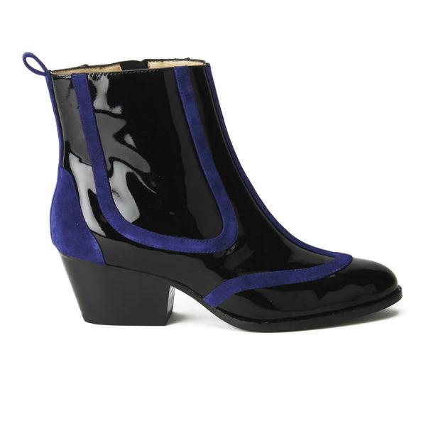 Original Rieker Womens Atlantis Navy Chelsea Boots  M139014