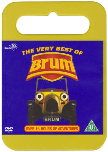 Brum The Very Best Of Brum Dvd Zavvi Com