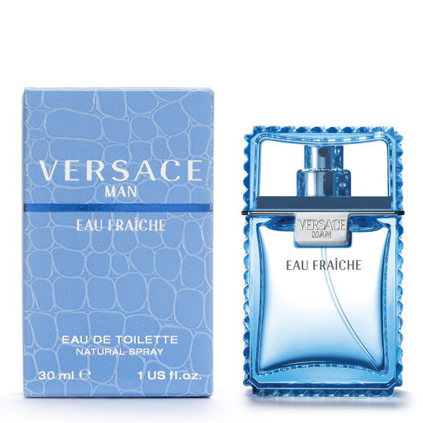 Versace Eau Fraiche for Men Eau de Toilette 30 ml