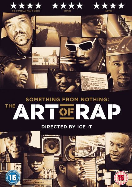 something from nothing the art of It's gratifying how in his first outing behind the camera ice-t follows the useful rule of thumb that less is usually more in documentary filmmaking.