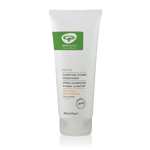 Green People Clarifying Vitamin Après-shampooing (200ml)