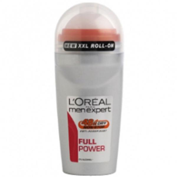 L'Oreal Paris Men Expert Full Power Deodorant Roll-On (50ml)