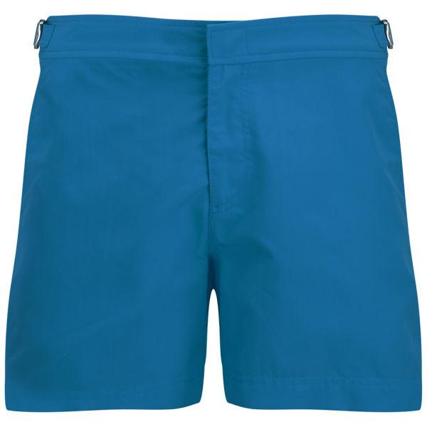 Orlebar Brown Men's Setter Swim Shorts - Dive Blue
