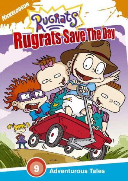 Rugrats - Save The Day DVD   Zavvi.com