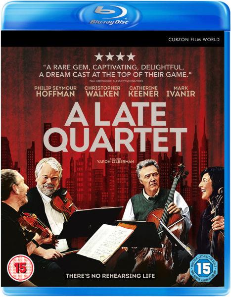 A Late Quartet Blu-ray | Zavvi.com