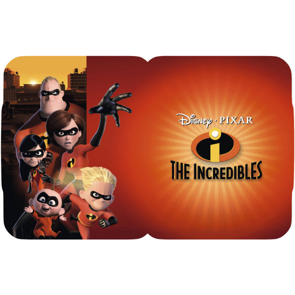 The Incredibles Zavvi Exclusive Limited Edition