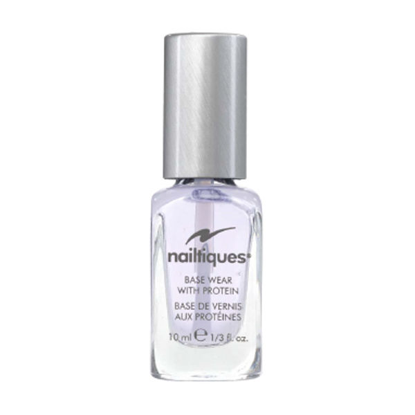NAILTIQUES BASE COAT WITH PROTEIN