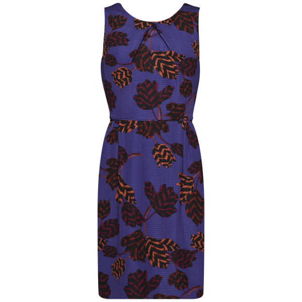 Marc by Marc Jacobs Women's Mareika Tulip Sleeveless Dress - Persian Purple