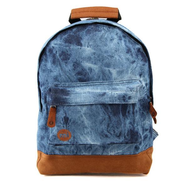 Mi-Pac Premium Mini Light Denim Dye Backpack - Denim Dye